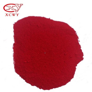 Acid brilliant 3r(acid red 18) dyes wool leather dyes