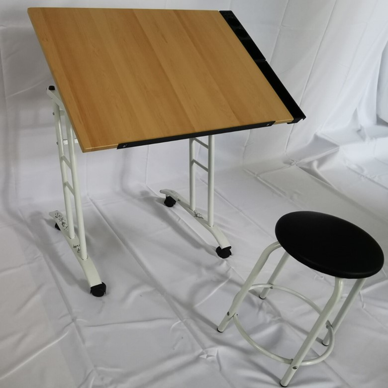 Office foldable drafting drawing table drafting drawing table