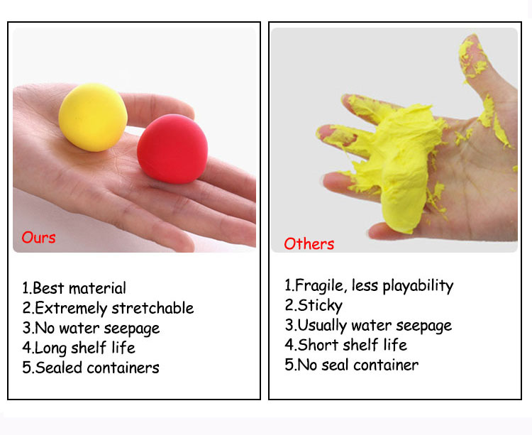 100g air dry clay manual clay children DIY slime toys multi color slime space playdough slime clay