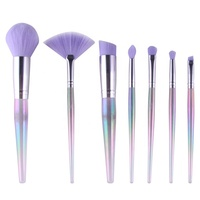 New Design Fashion Private Label Beauty Cosmetic Brush Set Makeup Kit