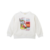 Fancy Kids Clothes Brand Boys Stocklot Kid Hoodies Sweatshirt With Dinosaur