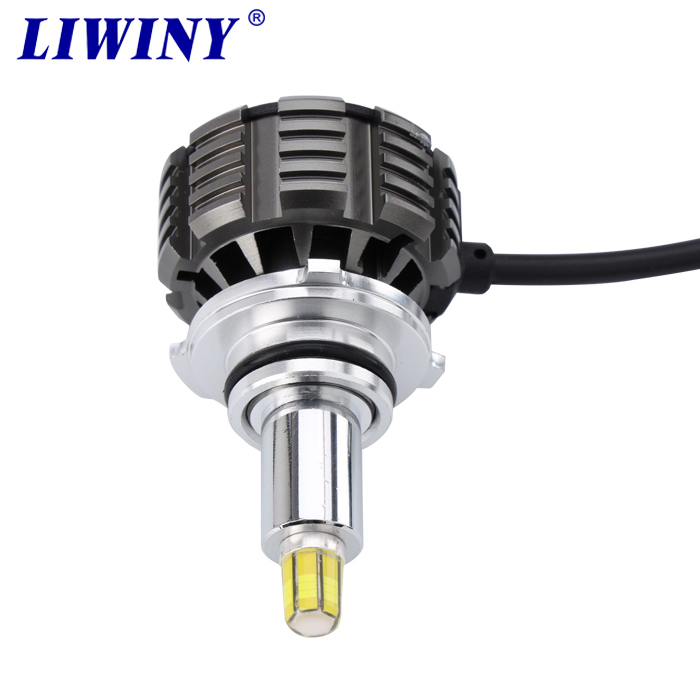 liwiny car headlight <strong>manufacturer</strong> wholesale 80w 4 side led headlight conversion kit 10000lm auto headlamp