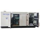 5kW - 2000kW electric genset biogas generator for bio gas plant
