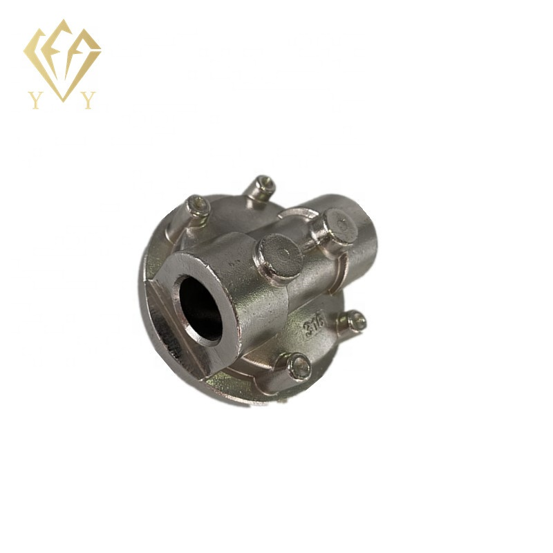 Hardware Accessories Investment Casting Water Purifier Head Cover