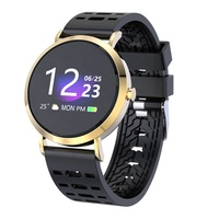 CV08C Color Screen Smart Bracelet Fossil Smartwatch Sports Heart Rate