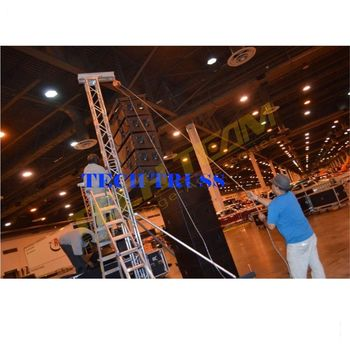 Array line truss system,Lifting truss tower