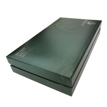 Promotional Shiny Card Cosmetic Outer Packaging Box Supplier