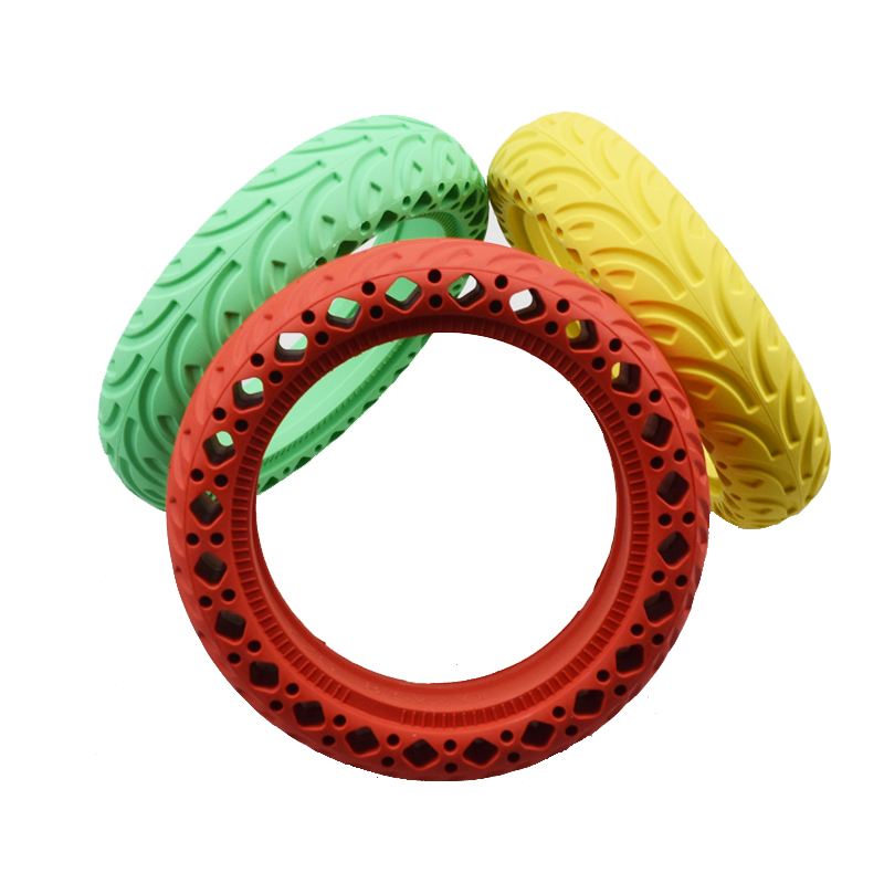 Colorful Rubber <strong>Tire</strong> for XIAOMI m365 <strong>Tires</strong> scooter Parts