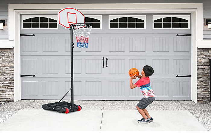 Wholesale High Quality Basketball Hoops In Ground Adjustable Basket Ball Hoop For Kid