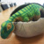 Dinosaur Baby Christmas Decoration Simulation Small Dinosaur