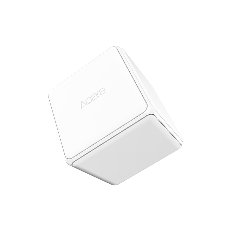 Xiaomi Aqara Magic Cube <strong>Controller</strong> Zigbee Version <strong>Controlled</strong> by Six Actions For Smart Home Device work with mijia home app