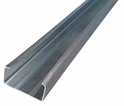 High <strong>quality</strong> galvanized c profile c channel roof structure /steel c channel in China