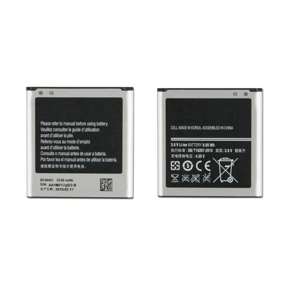 Original Replacement Battery B740AE B740AC For Samsung S4Zoom C105K C105A <strong>C101</strong> C1010 C105 2330mAh <strong>Mobile</strong> <strong>Phone</strong> Battery