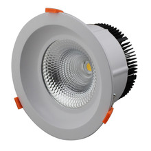 50watt <strong>led</strong> down light 50w square cob ceiling fixture spotlight