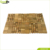 Funny design solid wood folding bath mat for wholesale