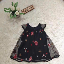 Black <strong>girl's</strong> <strong>dress</strong> the new children's summer <strong>dress</strong> 2019