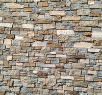 Ledge stone - natural stone for outdoor wall cladding