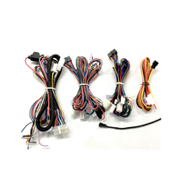 custom electric wire harness cable assembly for home appliance and automotive