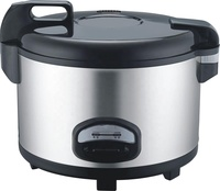 Kitchen Equipment Big Size 30 litres Industrial Rice Cooker for Restaurant