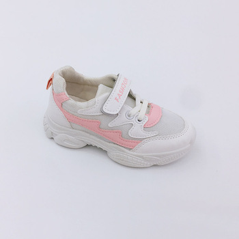 China Supplier Hot Sale Unisex Cheap Children Sneakers Fashionable Kid Casual Srort Shoes