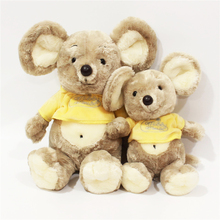 Wholesale children's favorite high quality plush toy mouse doll