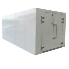 Hot Sale Customized design <strong>1000</strong> Tons Fruits And Vegetables 30hp condensing Unit Evaporator cold storage room price