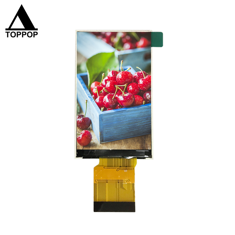 Strip 2.7 inch HD 960*240 TFT LCD Display Module 40 Pin Plug in FPC Capacitive Touch Screen Panel CTP Optional HX8268A RGB 12:<strong>00</strong>