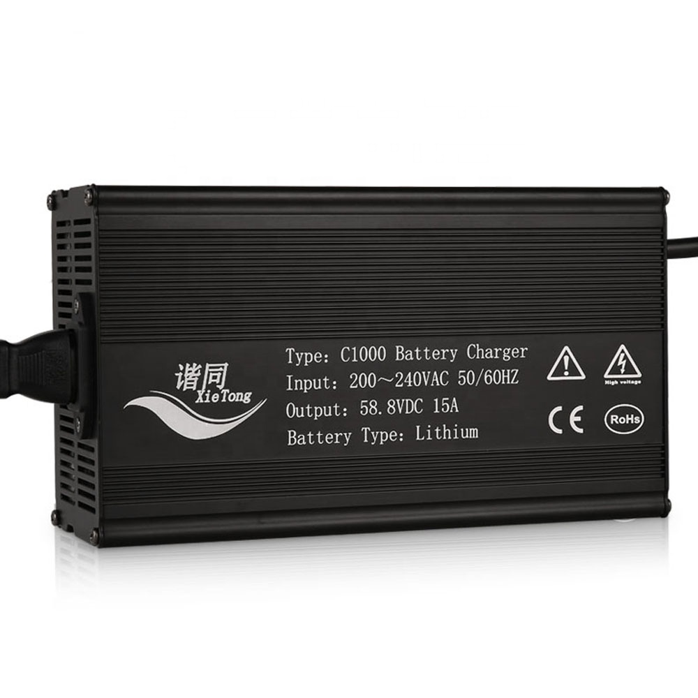 Customized <strong>C1000</strong> Series 12V 35A 24V 25A 36V 20A 48V 15A 60V 12A 72V 10A 84V 8A battery charger