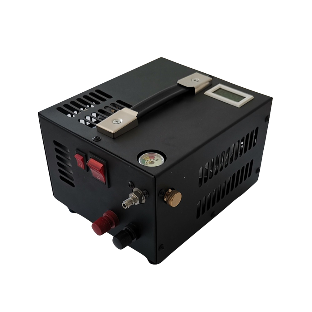 4500 psi pcp electric compressor for airgun and small tanks