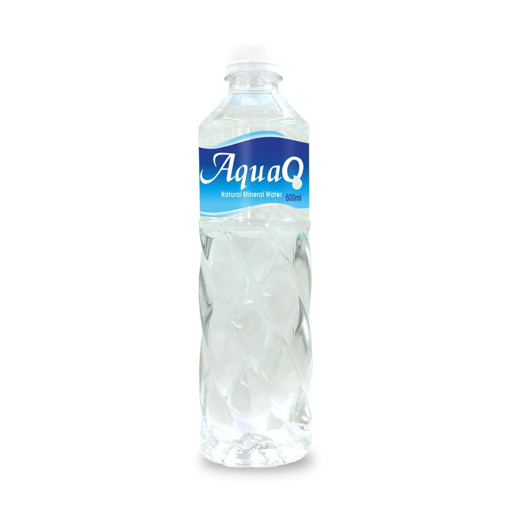 Natural Mineral <strong>Water</strong> 600ml
