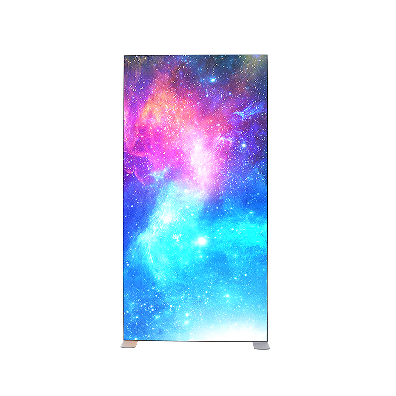 Slim SEG frameless fast assemble double sided fabric LED advertising lightbox