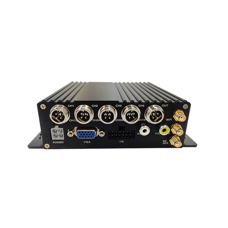 New arrival 4ch mdvr h.265 AHD <strong>4</strong> <strong>channel</strong> <strong>3g</strong> 4g wifi school bus dvr mobile