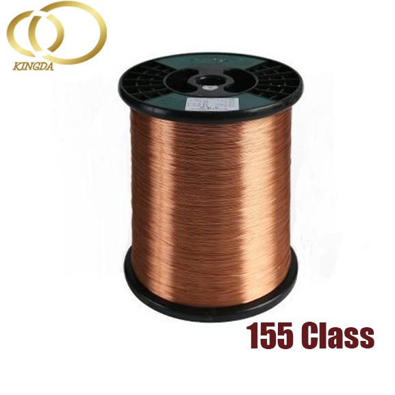 155 Class Polyurethane Enamel Coated <strong>Copper</strong> Round Wire 0.09-1.5mm