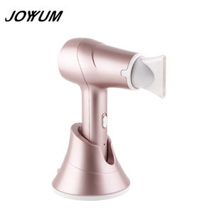 2019new Fashion salon Electric wireless hair dryer ionic blow dryer