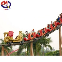 low investment high profit business cheap roller coaster for sale