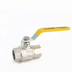 "STA.1050 yuhuan taizhou 1/2""-1"" inch 2019 new products china suppliers brass gas ball valve"