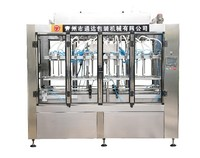 small business fully automatic pure mineral water glass bottling machine