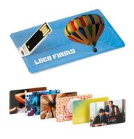 Wholesale Promotional Slim Business Credit Card Type Usb Flash Drive