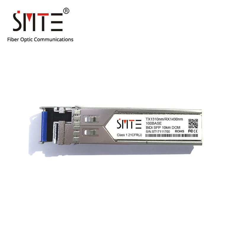 Compatible with Juniper <strong>Networks</strong> SFP-FE40KT13R15 100BASE-BX BiDi SFP TX1310nm/RX1550nm 40km DDM Transceiver module SFP