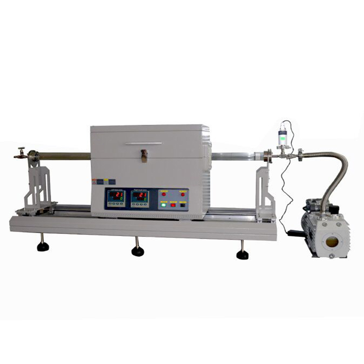 Laboratory 1200c Max Sliding Tube Furnace for rapid thermal processing