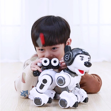 Hot Sale Electronic Puppy Toys Intelligent Smart Life Size Robot Dog for sale