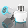 Wireless Control Light Holder E27 Universal WiFi Light Lamp Bulbs Holder Smart Home Switch