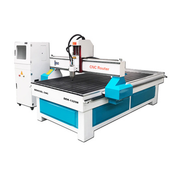 High Rigidity Strong Stable 1325 Water Cooling Cnc Router For Furniture Decoration Industry