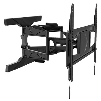 For 32-65 inches Monitors Full Motion flat screen articulated heavy duty leveling mounts