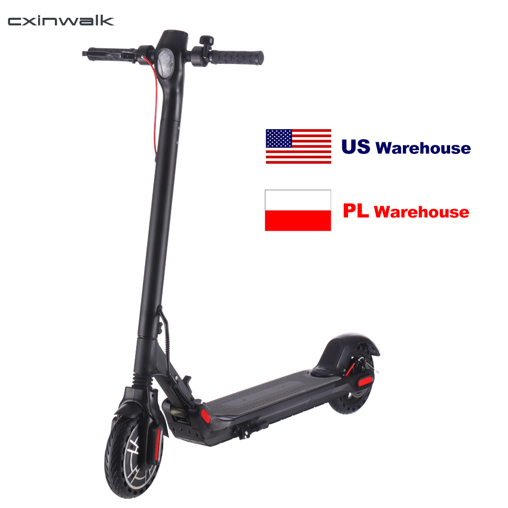Drop shipping two wheels M365 350W motor power foldable <strong>electric</strong> scooter kick scooter