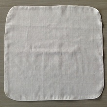 <strong>100</strong>% Cotton Gauze Towel Face Wash Cloth Baby Muslin Face Washing Cloth Square Cheesecloth Cosmetic Cotton Facial Cloth