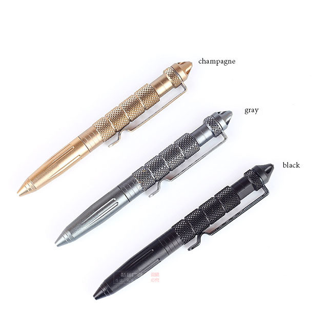 Multi-functional outdoor self-defense pen tactical pen