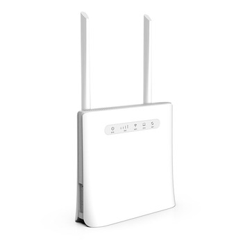 Model C120E LTE 4G Wifi Router with External Antenna provides Fast 4G Internet and High Speed Dual Band Wifi Access