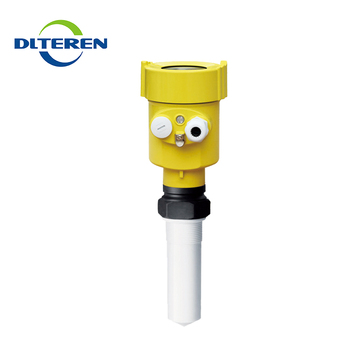 Factory price PTFE Antenna 26 GHZ liquid level sensors radar level meter