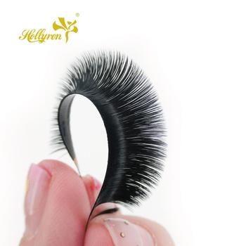 wholesale Hollyren 3D long lasting stylish O.5 second  Triple layers  easy fan lashes extensions